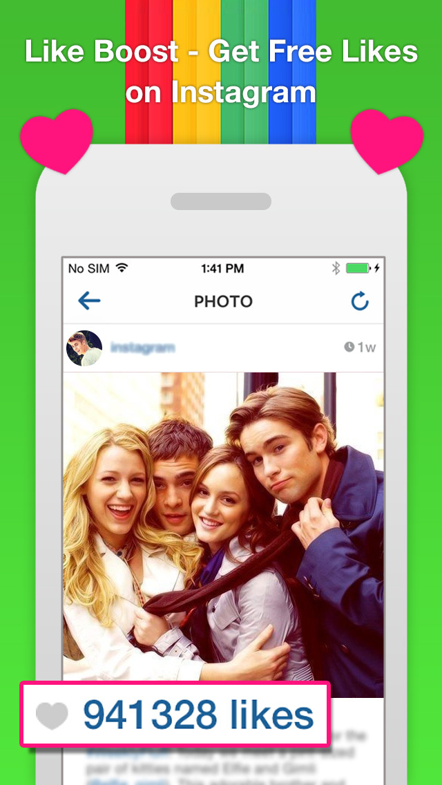 like for like instagram app