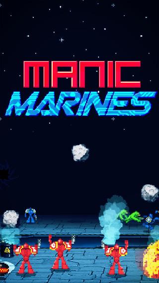 Manic Marines