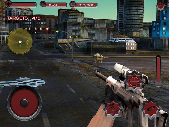 Monster Superhero Sniper Shooter screenshot 10