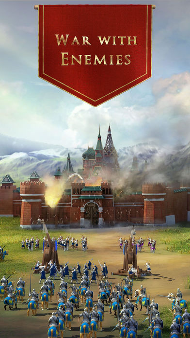 March of Empires screenshot 1