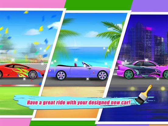 App shopper car salon 2 kids game games for A final touch salon