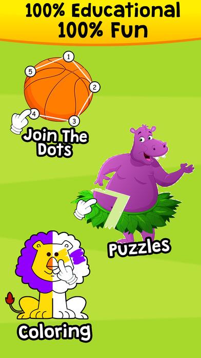 KidloLand: Nursery Rhymes & Kids Learning Games app image