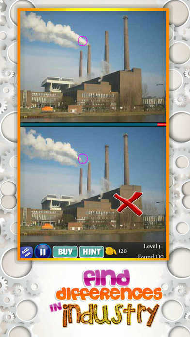 Find Differences in Industry screenshot 2