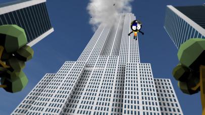 Stickman Base Jumper 2 screenshot 3