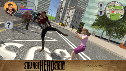 Strange Hero Story Pro screenshot 3