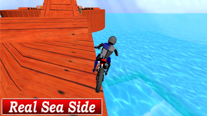 Moto-X Stunt Madness : Bike Racing Game screenshot 3