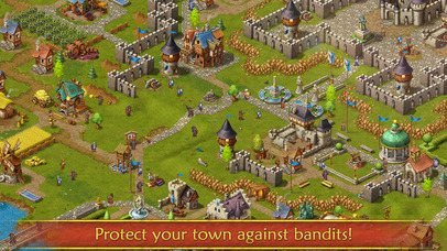 Townsmen Premium screenshot 5