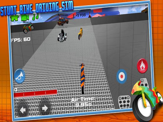 Stunt Bike Driving Simulatorscreeshot 1