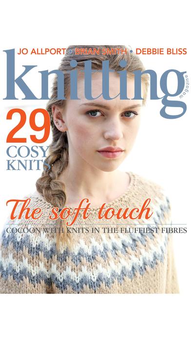 Knitting Magazine iPhone Screenshot 3