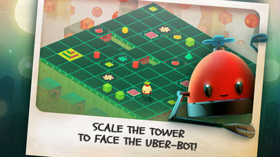 Roofbot: Puzzler On The Roof screenshot 4