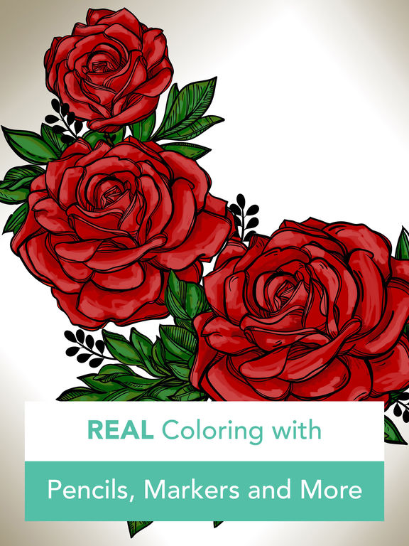 Pigment - Coloring Book for Adults screenshot 7
