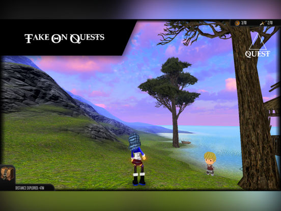 Quest - Treasure Adventure screenshot 10