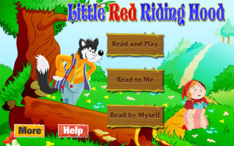 Red Riding Hood Lite screenshot 1
