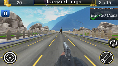 Dino Shooting Jungle Adventure screenshot 2