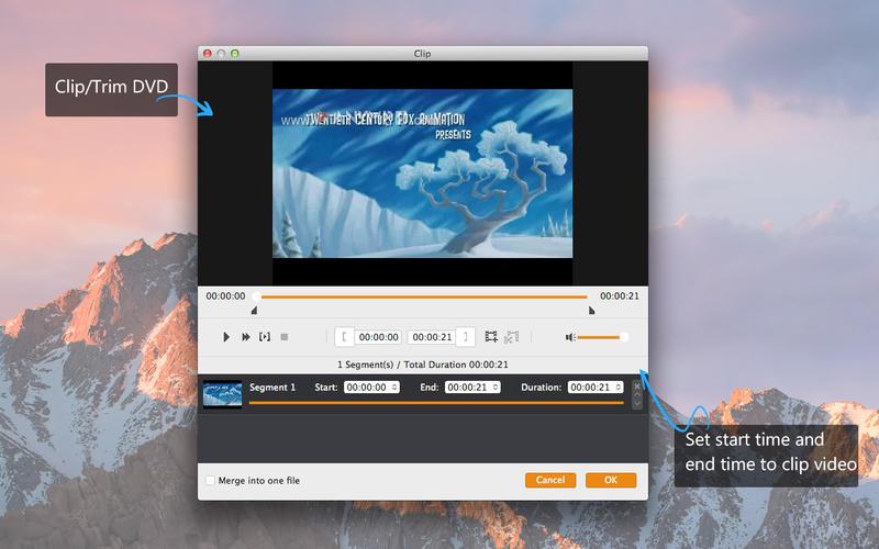 Screenshot #3 for Aiseesoft DVD Ripper Lite - DVD to HD video
