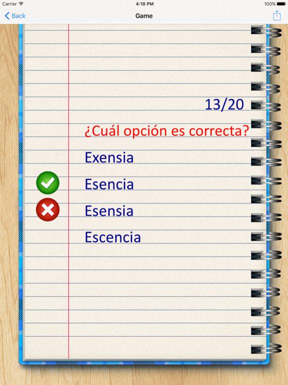 ¡EscribiénPRO! Screenshots