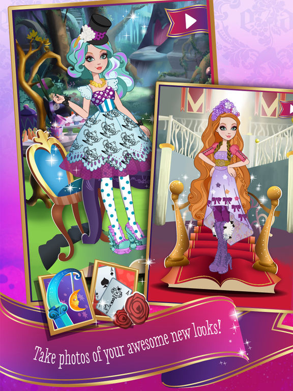 Ever After High™ Charmed Stylescreeshot 4