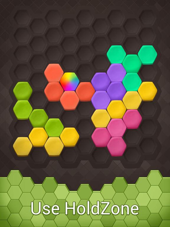 Hexus Puzzle screenshot 6