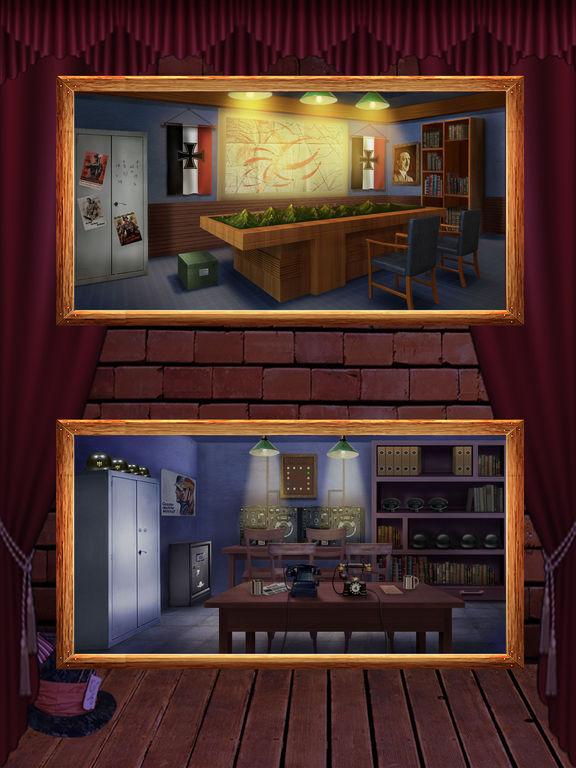 Скачать игру Побег из Особняка 14 - поиск скрытых предметов