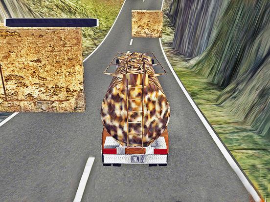 Army Transport Truck Simulation Pro screenshot 9