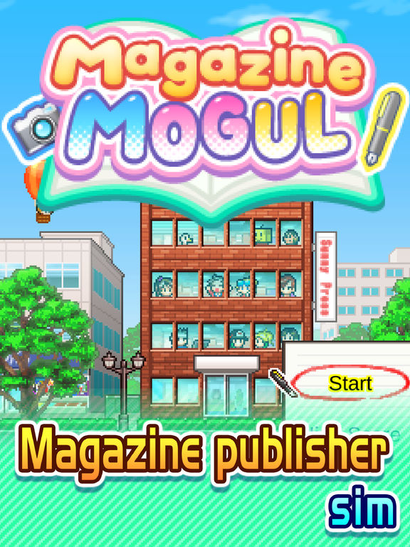 Magazine Mogul Screenshots