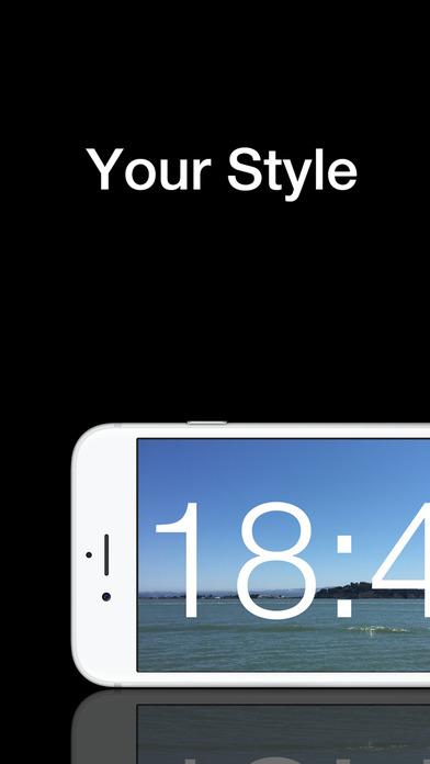 ClockZ Pro iPhone Screenshot 1