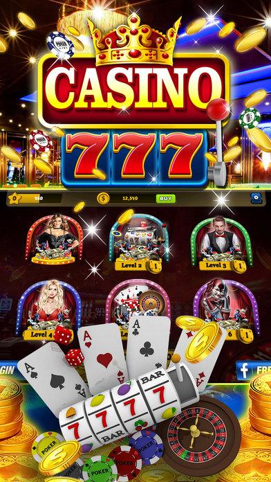 Screenshot 4 Vegas fun tragaperras: играть в игровые автоматы