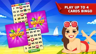 Screenshot 3 Настоящие турниры по Бинго на тропическом острове