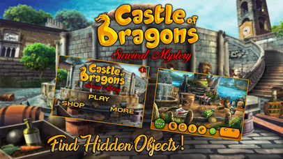 Castle of Dragons - Survival Mystery Pro screenshot 1