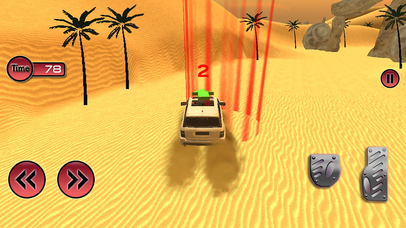 Real Safari desert 4x4 jeep Pro screenshot 2