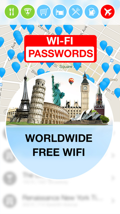 WiFi Map Pro - Scan & Get Passwords for free Wi-Fi Screenshot