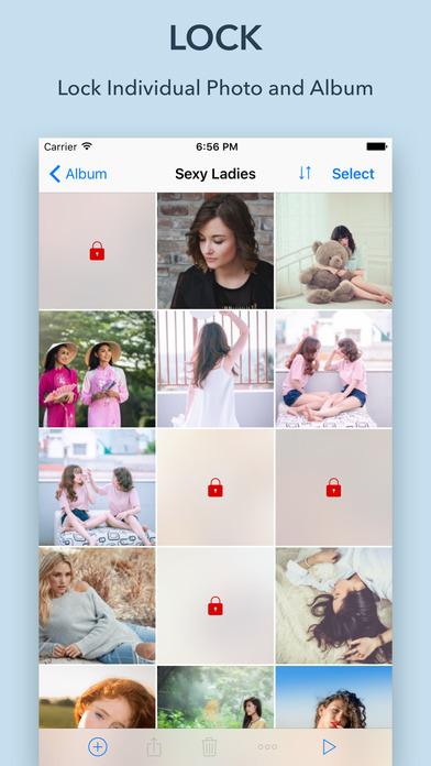 Secret Browser - Hide Photo, Video, GIF Screenshots