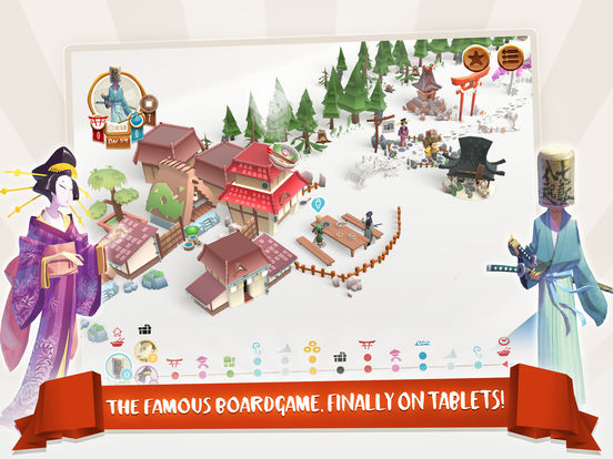 Tokaido™ screenshot 6