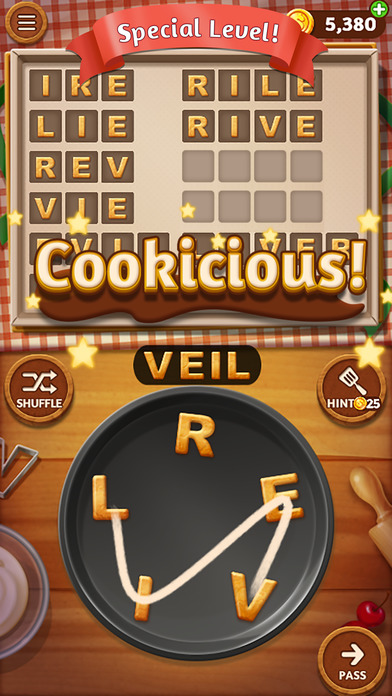 Word Cookies!™ screenshot 1