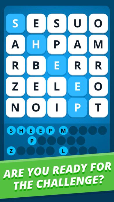 WordMega - Word Puzzle Game screenshot 3