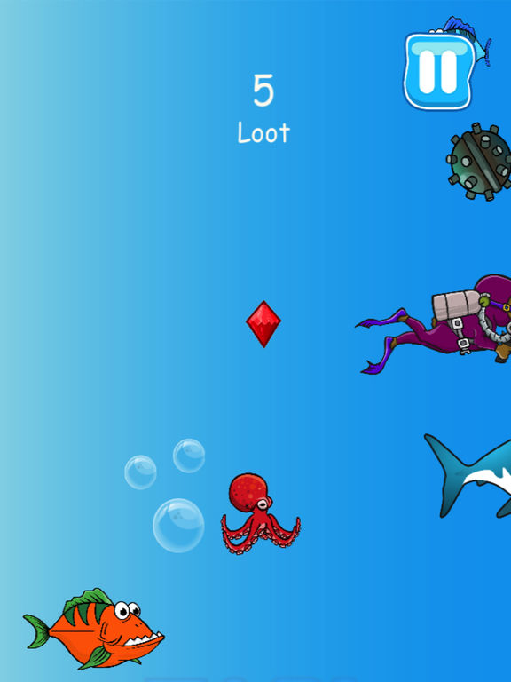 App shopper jelly tap jelly fishing games for Tap tap fish game