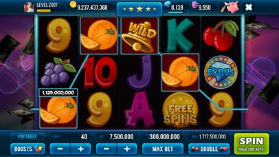 Screenshot 1 Jackpot Spin-Win Slots — Vegas Casino Game