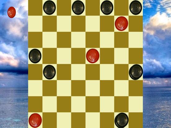 Advanced Checkers iPad Screenshot 2
