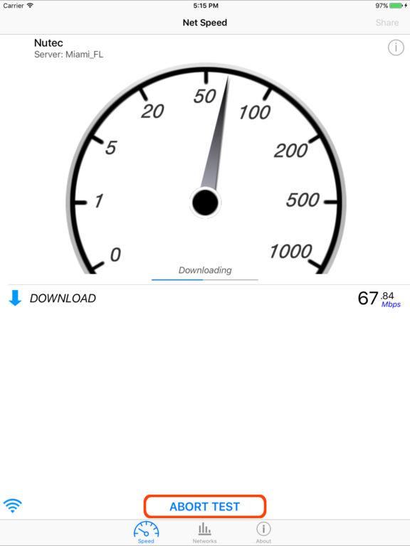 Net Speed Pro - Mobile Internet Performance Tool Скриншоты9