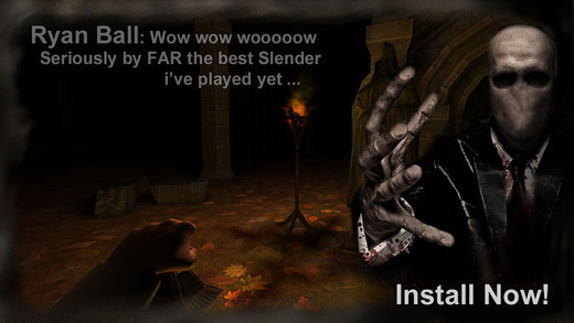 Slender Man Origins 1: Lost Children Screenshots