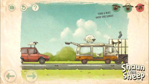 Shaun the Sheep - Home Sheep Home 2 Screenshot