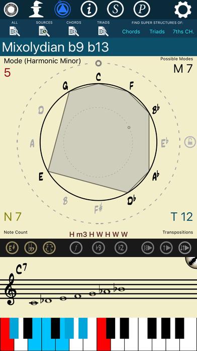 Tessitura Pro app image