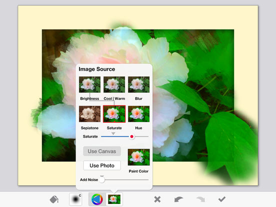 PhotoViva - Paintings from your photos! Screenshots