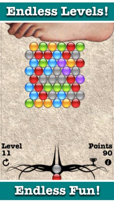 Bubble Jewels iPhone Screenshot 3
