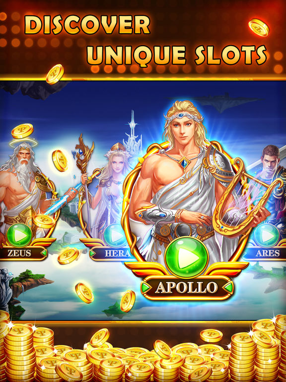 Screenshot 4 Zeus Slots — Slots Machines Free HD