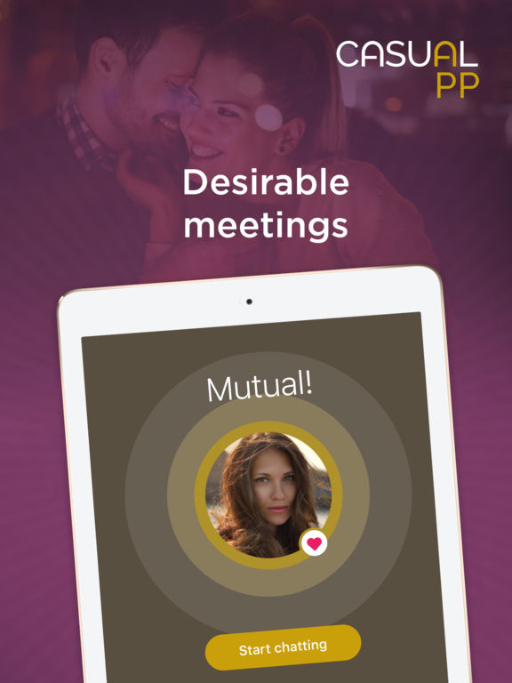 anonymous dating app casual meetings