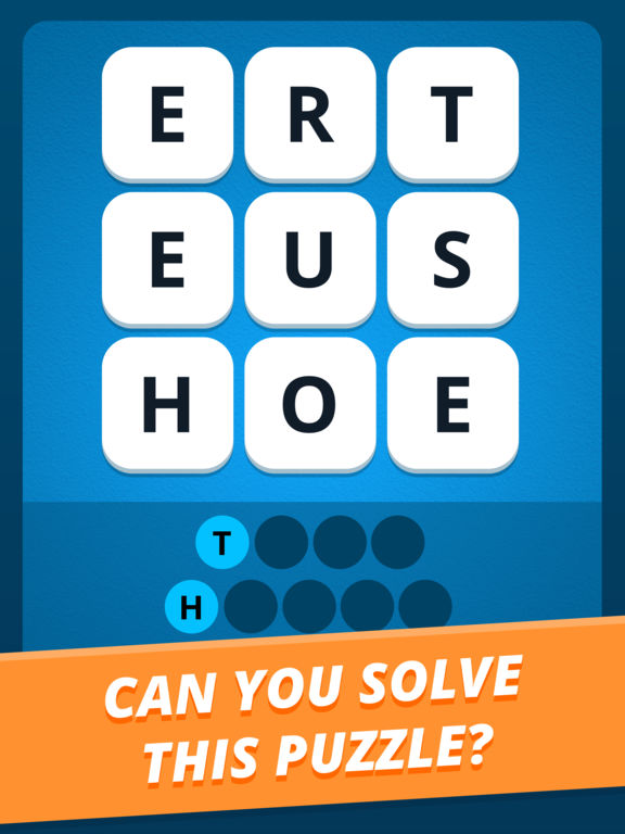 WordMega - Word Puzzle Game screenshot 7