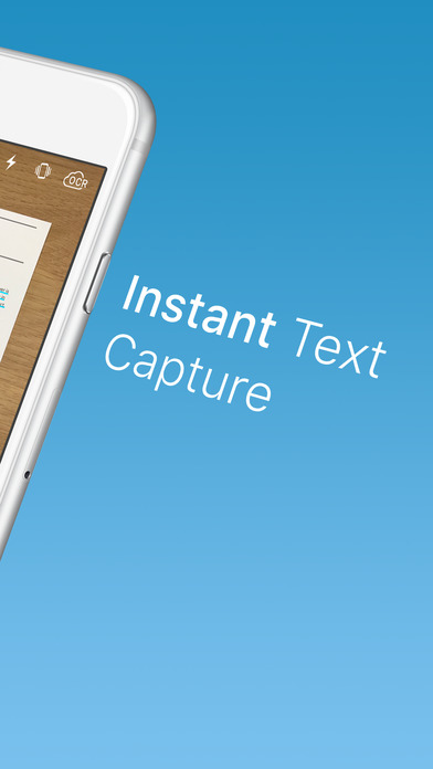 Prizmo Go - Instant Text Capture - hits the App Store Image