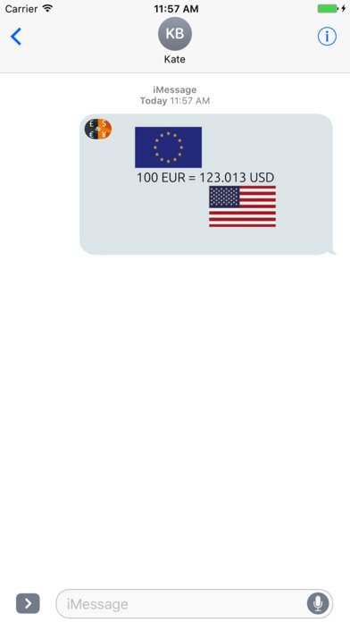 Currency Converter (Free) iPhone Screenshot 7