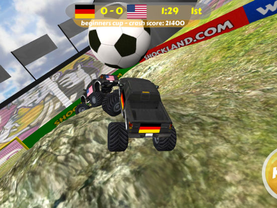 World Hummer Football 2010 iPad Screenshot 5